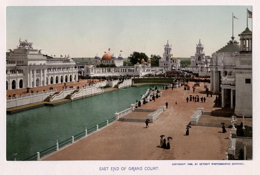 1899 Greater America Exposition, North Omaha, Nebraska