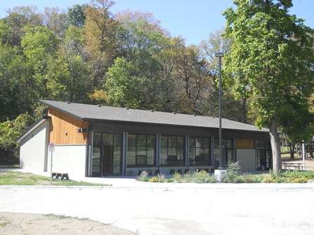 Hummel Park Nature Center, North Omaha, Nebraska