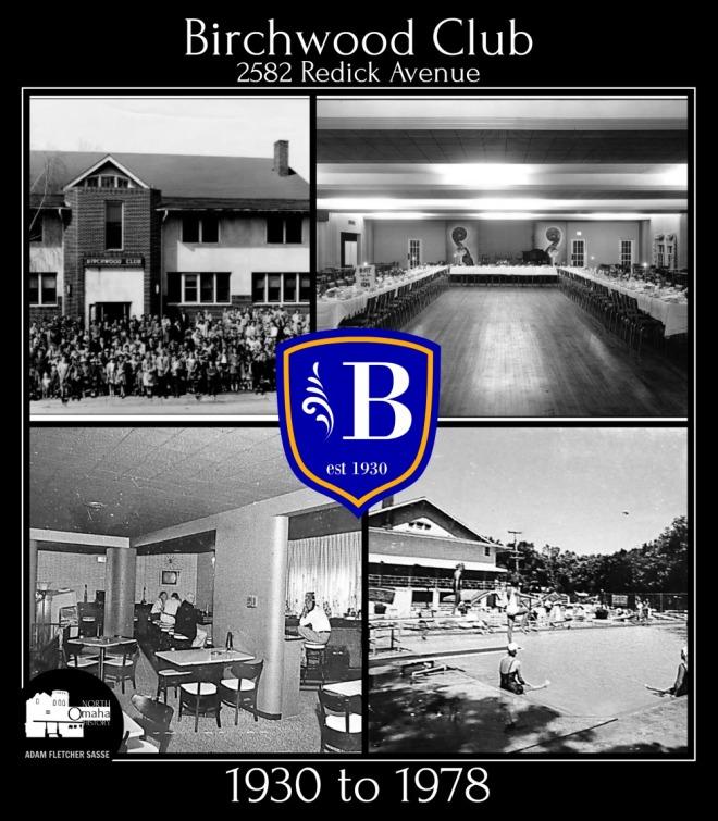 The Birchwood Club 2582 Redick Avenue North Omaha Nebraska