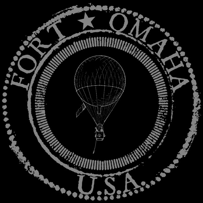 Fort Omaha, USA logo designed by Adam Fletcher Sasse