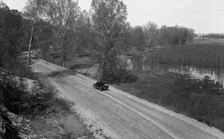 River Drive, North Omaha, Nebraska