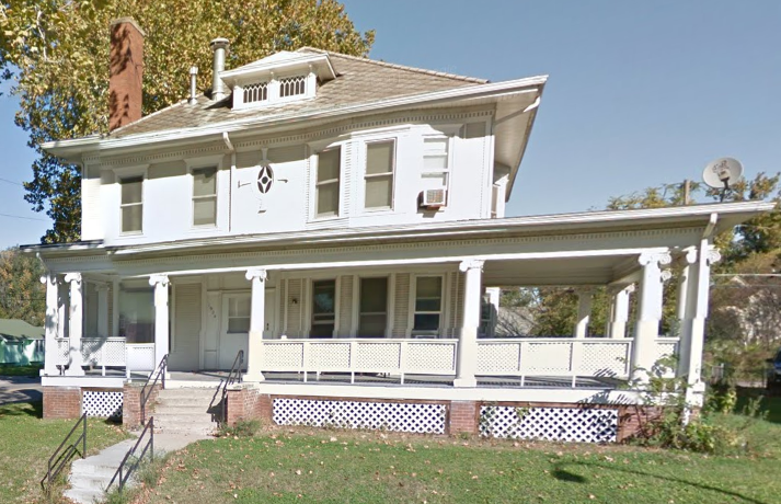 George H. Kelly House, 1924 Binney Street, North Omaha, Nebraska