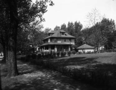 Vanderburgh House, North Omaha, Nebraska