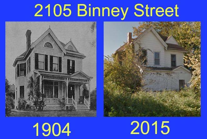 2105 Binney Street, North Omaha, Nebraska