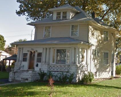 1627 Binney Street, North Omaha, Nebraska