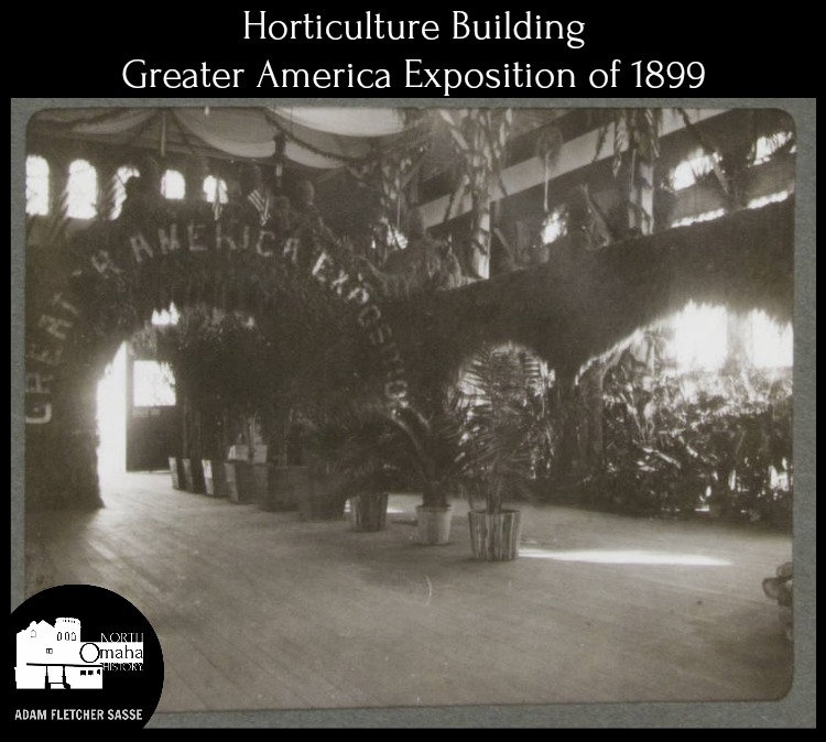 Greater America Expo Horticulture Bldg North Omaha Nebraska
