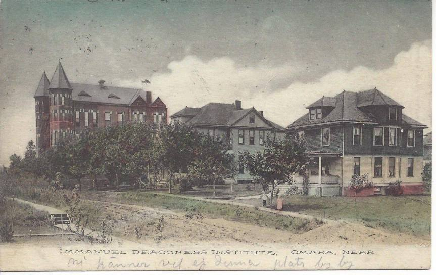 A History of the Tunnels Beneath ImmanuelHospital