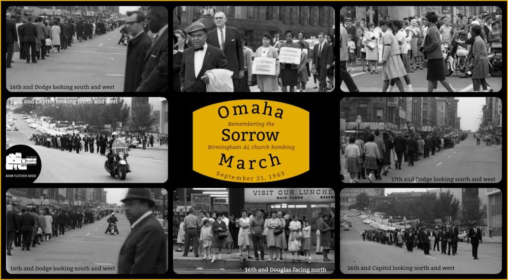 Omaha Sorrow March, Sept 23, 1963