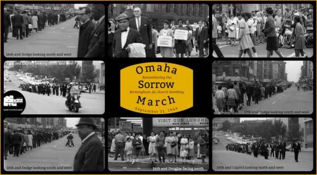 Omaha Sorrow March, Sept 23, 1963