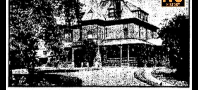 Poppleton Mansion, 2232 Sherman Ave., North Omaha, Nebraska