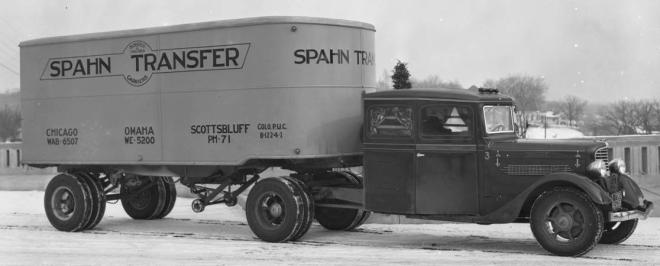 North Omaha's Spahn Transfer & Storage