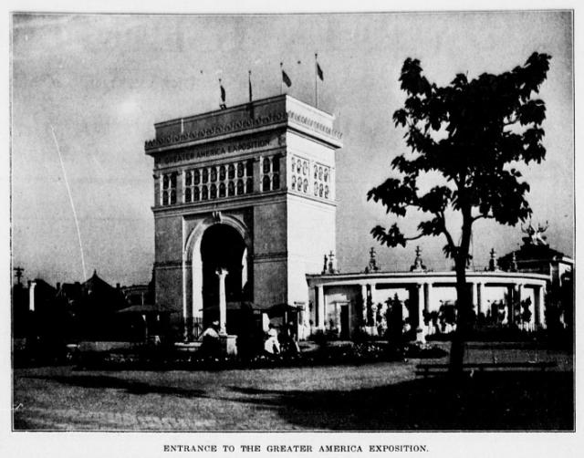 Greater American Exposition, North Omaha, Nebraska