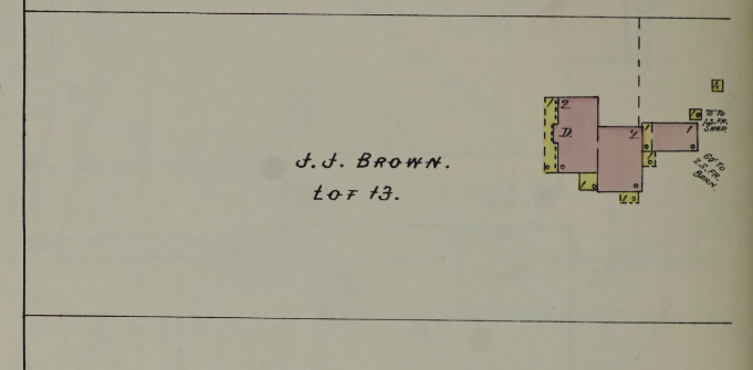 J.J. Brown Mansion, North 16th Street, Omaha, Nebraska