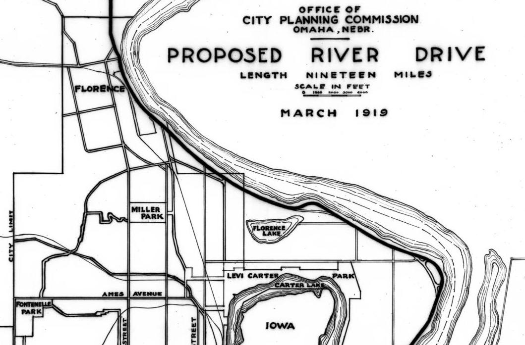 1919 River Drive in Omaha, Nebraska