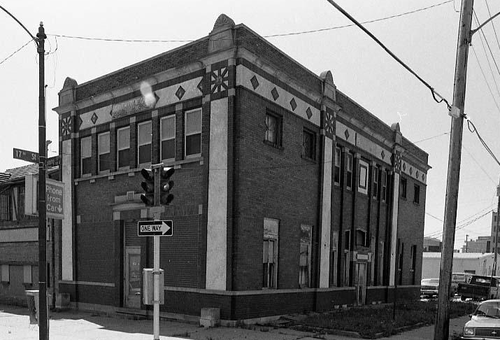 Jewish Funeral Home, 1912 Cuming Street, North Omaha, Nebraska