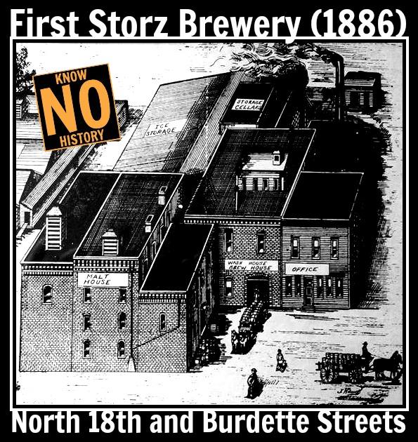 Storz Brewing, North Omaha, Nebraska
