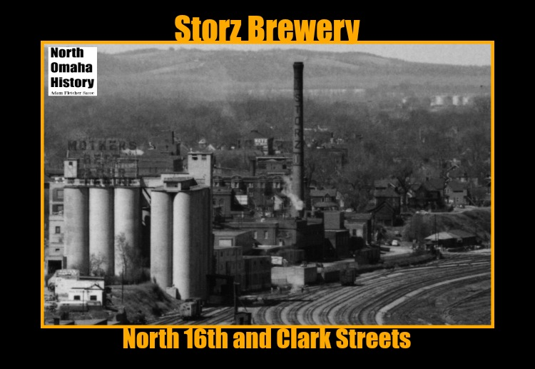 Storz Brewery, North 16th and Clark Street, North Omaha, Nebraska