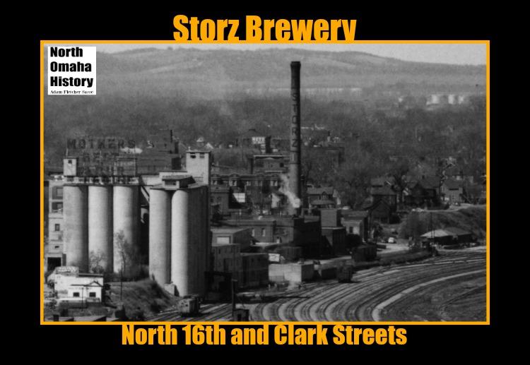Storz Brewery, North 16th and Clark Street, North Omaha, Nebraska