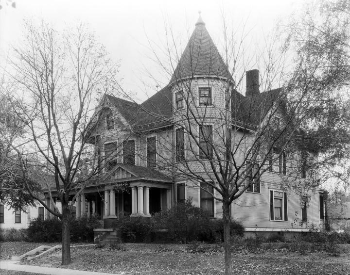 J.B. Mason House, 4025 Izard Street, North Omaha, Nebraska