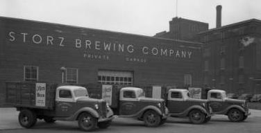 Storz Brewery Company, 1800 North 16th Street, North Omaha, Nebraska
