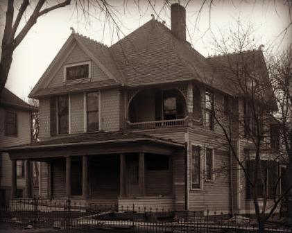 Jewish Old People's Home, 2504 Charles Street, North Omaha, Nebraska