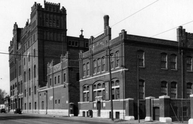 Storz Brewery, North 16th and Charles Street, North Omaha, Nebraska