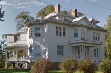 Neely House, 4371 Hamilton Street in the Walnut Hill neighborhood, North Omaha, Nebraska