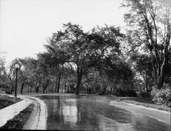 Park Drive, North Omaha, Nebraska