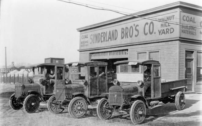 Sunderland Brothers Company, 1002 North 42nd Street, North Omaha, Nebraska