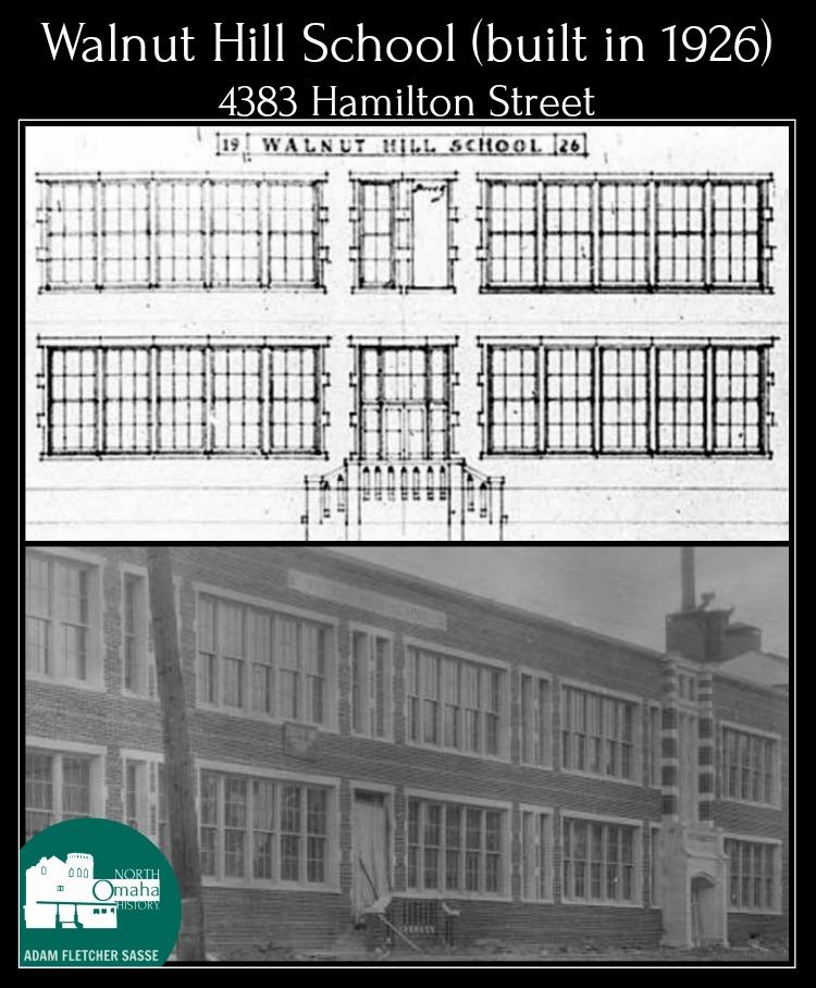 Walnut Hill School 4383 Hamilton Street North Omaha Nebraska