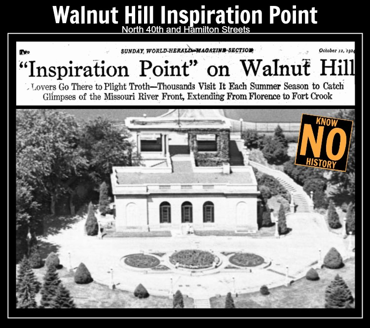 Walnut Hill Inspiration Point, North Omaha, Nebraska