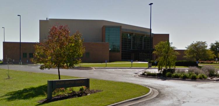 This is Salem Baptist Church, 3131 Lake Street, North Omaha, Nebraska