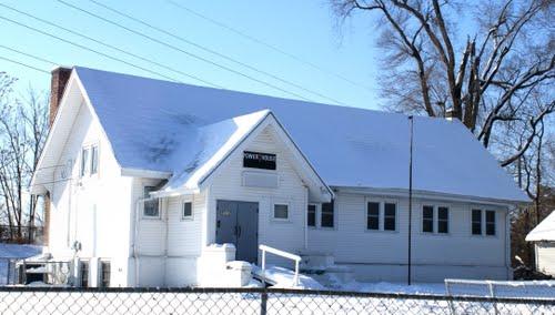 Power House Church of God in Christ, 2553 Browne Street, North Omaha, Nebraska