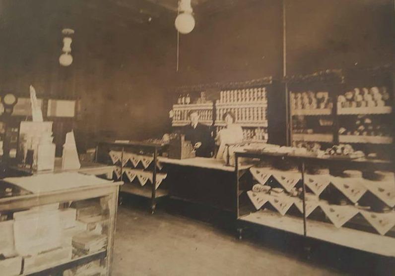 Bakery, North 16th and Locust Streets, North Omaha, Nebraska