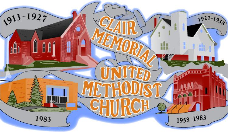 Clair Memorial UM Church, North Omaha, Nebraska