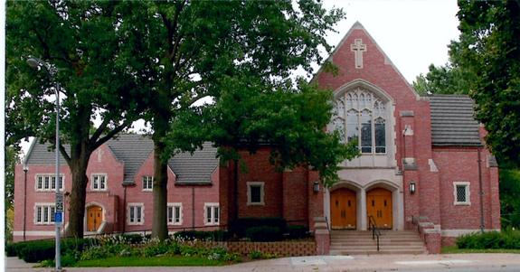 Augustana Lutheran Church 3647 Lafayette Ave North Omaha Nebraska