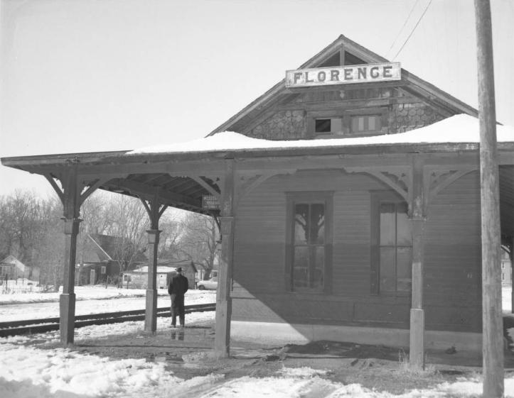 Florence Depot Museum, North Omaha, Nebraska