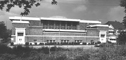 St. John's AME Church, 2402 N 22nd St, North Omaha, Nebraska