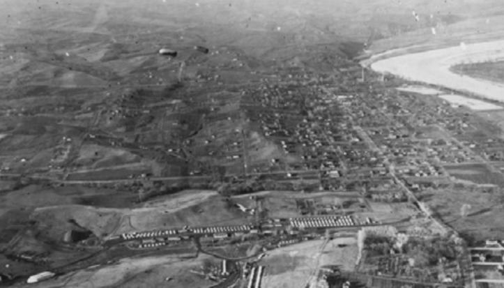 Florence Field, North Omaha, Nebraska