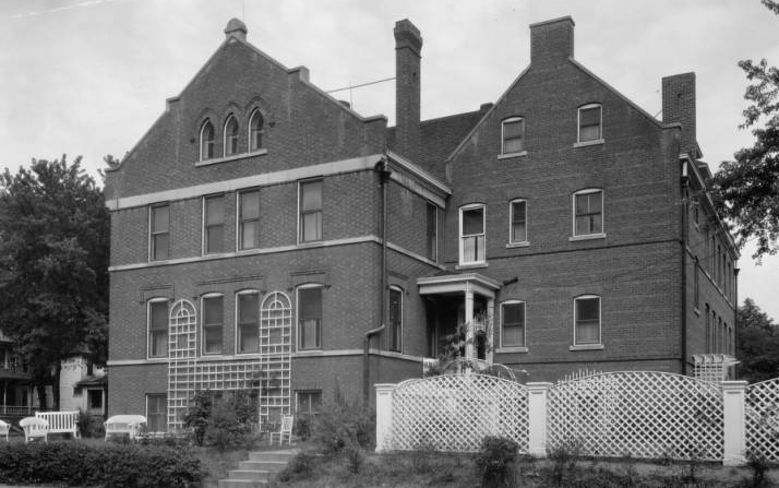 Sacred Heart School, North Omaha, Nebraska