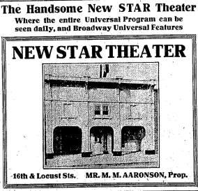 New Star Theatre, North Omaha, Nebraska