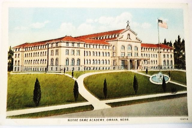 Notre Dame Academy, 3501 State Street, Florence, North Omaha, Nebraska 68112