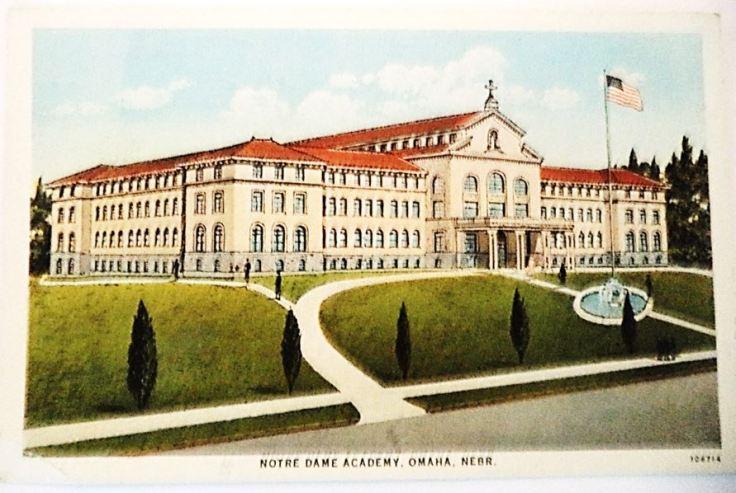 Notre Dame Academy in the Florence neighborhood, North Omaha, Nebraska