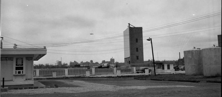 Airport Drive-In, N. 11th and Locust Streets, North Omaha, Nebraska