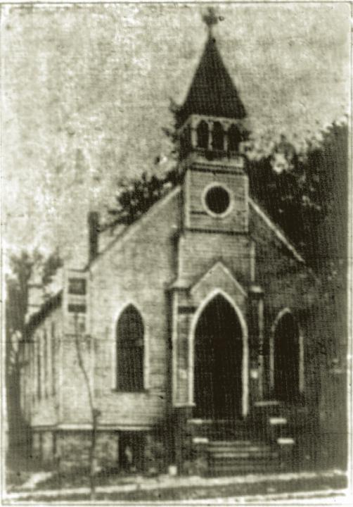 St. Paul's Presbyterian Church, N. 26th and Seward St, North Omaha, Nebraska 68110