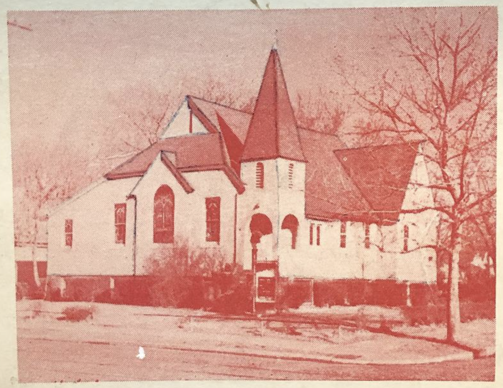 Clifton Hill Presbyterian Church, North 45th and Grant Streets, North Omaha, Nebraska