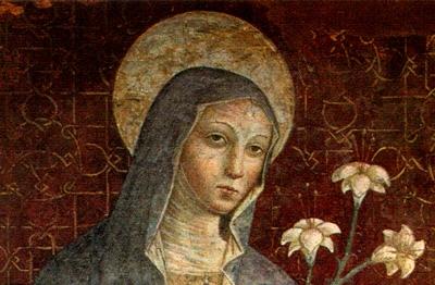 Saint Clare (1194 - 1253)