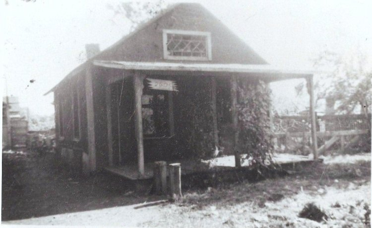 This is the Gappa family home at 2605 North 24th Street East around 1950. Pic courtesy of Donald Gappa.