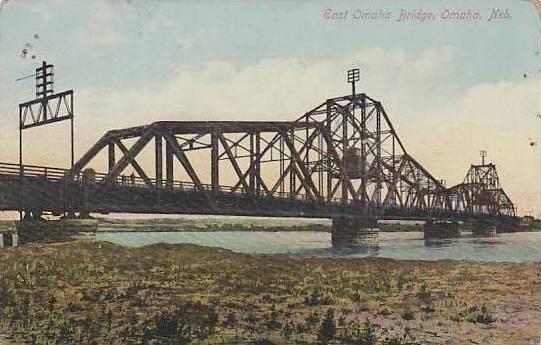 East Omaha Bridge, Nebraska