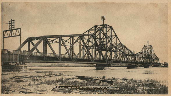East Omaha Bridge over the Missouri River